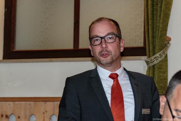 Bürgermeister Müller