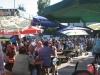 Dorffest 2012 - Hochbetrieb am Nachmittag